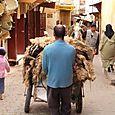 Carting_skins_in_medina