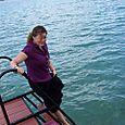 Alya_in_torch_lake